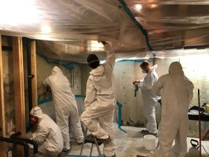 Removing Water Damage And Mold
